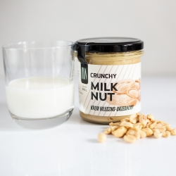 Krem mleczno-orzechowy Milk...